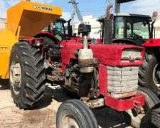 Tractor 1075 con Tres Puntos