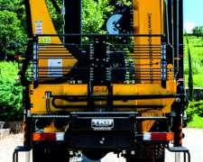 Hidrogrua Articulada - TKA 70.700 Premium