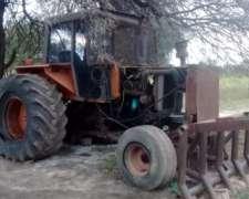 Tractor Zanello UP 100 para Desmonte