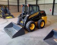 Minicargadora New Holland L218 - 60 Hp Turbo + 72 Lts/m Bomb