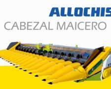 Cabezal Maicero Allochis 18 a 52 CM. Nuevo