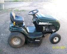 Mini Tractor Para Cortar Cesped