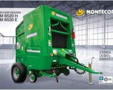 Rotoenfardadora Montecor Modelo 8520