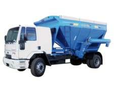 Carroceria CTF 11 - Tolva Semillera - para Camiones 10 TN