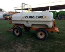 Cafito 3500 Lts - 2 Ejes - Impecable