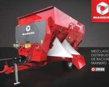 Mixer Mainero 2932 (desmenuza el Rollo)
