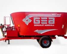 Mixer Vertical Doble GEA MGV 275f