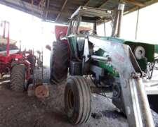 Tractor Deuz con Pala