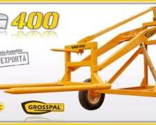 Elevator Transportador De Rollos Grosspal Vg 400