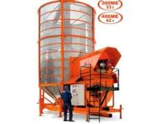 Secadora de Granos Fija Bernardín-agrex PRT 250/fe