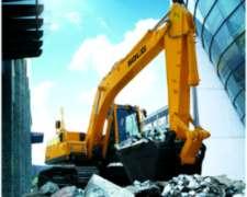 Excavadora Hidráulica Sdlg Lg6150e