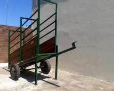 Cargador Móvil Para Hacienda - Básculas Centro
