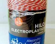 Hilo Electroplastico Clásico 500m