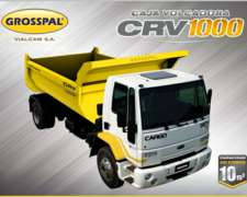 Caja Volcadora CRV1000 Grosspal
