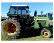 Tractor John Deere 3530 Dual Tracción Simple Usado