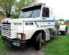 Oportunidad, Excelente Estado, Vendo Scania T112h 4X2 1989