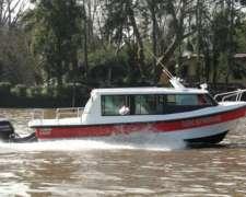 Embarcaciones Para Turismo Y Transporte De Pasajeros