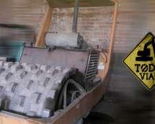 Compactador Hyster 612b Pata Cabra Hidrostatico Gm Todo Vial