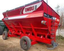 Tolva Ombu CRV 22 Tn-nueva- C/balanza-disponible-