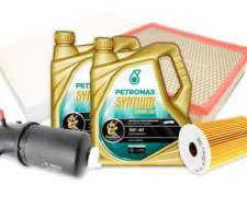 Kit Filtros + Aceite Syntium Vw Amarok 2.0 Tdi Desde 2010