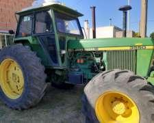 Tractor John Deere 3550, Usado