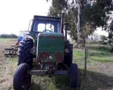 Tractor Deutz Motor 2114