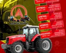 Repuestos para Tractor Massey Ferguson