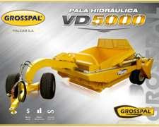 Pala Hidráulica VD 5000