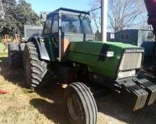 Tractor Deutz AX 160, Rodado 24-5 X 32