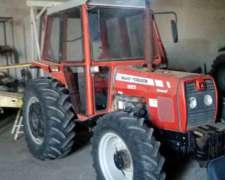 Tractor Massey Ferguson 283 año 2009