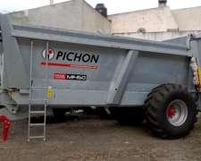 Estercolera Nueva Pichon Modelo M 1450