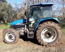 New Holland TS120 con LH3 Puntos