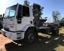 Ford Cargo 1722e Chasis Largo