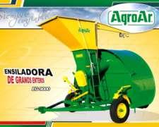Embolsadora Agroar EG9000 para Granos Enteros