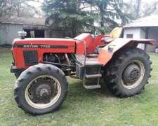 Tractor Zetor 7745 Doble Tracción