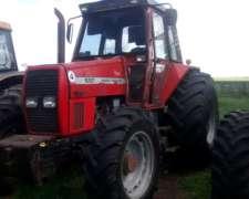Tractor Massey Ferguson 650 Liquido Urgente