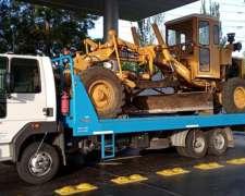 Servicio de Transporte para Maquinaria