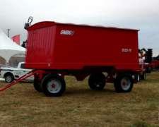 Tolva Ombu Mod Tfso -13 Semilla/fertilizante de 13 MTS3