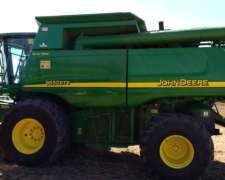 Cosechadora John Deere 9650
