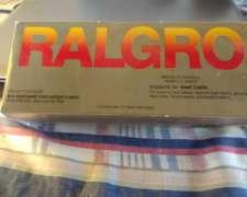 Vendo Ralgro Implantes X 24 Dosis