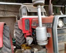 Tractor Massey Ferguson 1185 con Toma de Fuerza