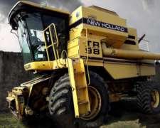 Cosechadora New Holland TR 98