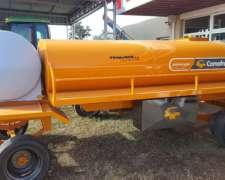 Carro Combinado 3000 Lts Gasoil Y 750 Agua