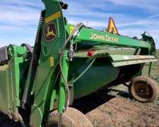John Deere Moco 635 - Año 2015 - Impecable