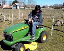 Tractor De Jardín John Deere Lt 150 Automátic 2008