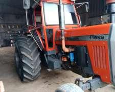 Tractor Massey Ferguson Mf1195s St Año 1984