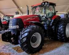 Tractor Case Puma 230- FPT 234hp /3puntos y Pistones Axiales