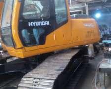 Excavadora Hyundai 180 - Impecable