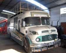 Motor Home Mercedes Benz 1114