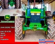Tractor John Deere 7500 Dual